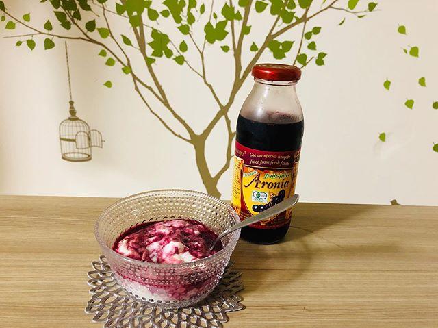 口コミ投稿:#有機アロニア#100パーセント果汁#ポリフェノール と#アントシアニン がブルーベリー…