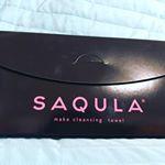 #クレンジングタオル #SAQULA #クレンジング #monipla #ambitious_fan 水に濡らして拭くだけで簡単に #メイク が落とせるクレンジングタオルです。#王様のブランチ…のInstagram画像