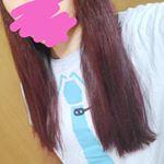 リニューアルしたクイスクイスを使ってみた∠( 'ω')/色はワイルドレッドを選択!染める前の状態はブリーチなしで美容院でカラーして1年放置した状態w( ◜ω◝ ).乾いた髪に塗布→ドラ…のInstagram画像