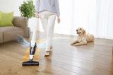 「フローリング掃除に最適な掃除機!」の画像(1枚目)