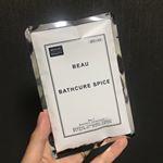 モニプラ様経由で株式会社Dada様より『BATHCURE SPICE(バスキュア スパイス)』4袋セット ~さわやかなバンブーの香り~をモニターで頂きました✨…のInstagram画像