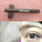 🔷マクレール クレヨンアイシャドウ瞼にぴったりと密着し、24時間発色をキープしてくれるクレヨンアイシャドウ☺ナチュラルベージュをお試しさせて頂きました!写真では二重部分と下…のInstagram画像
