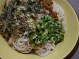「ちから昆布ぶっかけ素麺」の画像(1枚目)