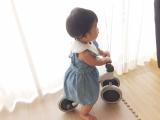 「一歳のお誕生日会はディーバイクミニで笑顔」の画像(10枚目)