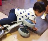 「一歳のお誕生日会はディーバイクミニで笑顔」の画像(8枚目)