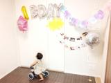 「一歳のお誕生日会はディーバイクミニで笑顔」の画像(15枚目)