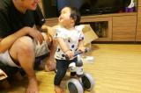 「一歳のお誕生日会はディーバイクミニで笑顔」の画像(6枚目)