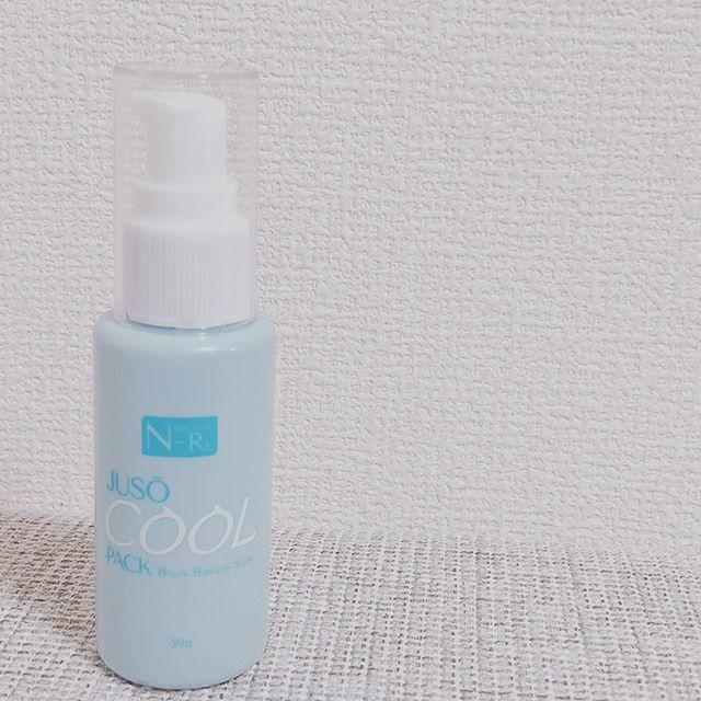 口コミ投稿:.NA クールバブルパック❤️...炭酸泡が小鼻の汚れや黒ずみを綺麗にしてくれる泡パック…