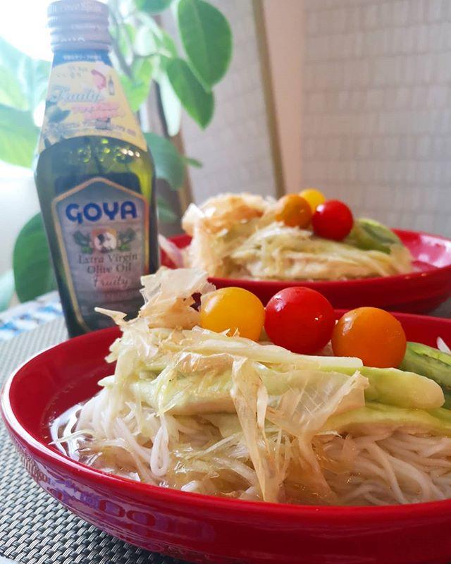口コミ投稿:@goya_oliveoil_japan さんのオリーブオイルを使ってみました!!⠀⠀まず、キャップが…