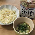 .いつもお世話になっている、モニプラファンブログ事務局様の感謝イベントに当選いたしました。.#正田醤油 様の麺で美味しい食卓シリーズの #冷汁うどんつゆ と、#SSKセールス 様の #…のInstagram画像