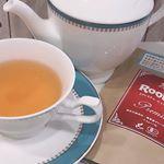 ✐☡...( ルイボスティー )#tiger オーガニック・プレミアム・ルイボスティー最高級茶葉を100%使用したルイボスティー🍃ルイボスティーはノンカフェインなので…のInstagram画像