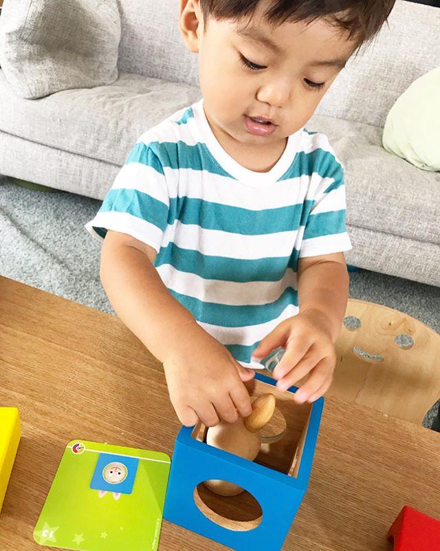 口コミ投稿:..SMRT GAMES バニー・ブー 🐰🌟🔵.対象年齢は2才以上。うさぎとブロックをイラストと同…