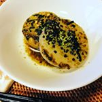 """お茶漬けの素のアレンジ料理🎶初めてしてみた!山本海苔店の公式サイトに色々なアレンジレシピが紹介されてて、これは「海苔茶漬梅の友」を使った""""大根の煮物 お茶漬け風味""""。夫の感想は「美味しいよ~。だっ…のInstagram画像"""