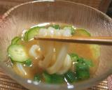 これからの季節にぴったり!麺でおいしい食卓「冷汁うどんつゆ」♪の画像(7枚目)