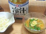 これからの季節にぴったり!麺でおいしい食卓「冷汁うどんつゆ」♪の画像(10枚目)