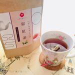 日本の島根県産の紅茶♪茶葉の良い香り♪でも香り強過ぎないから何にでも合うよ♪#いずもなでしこ #お口さっぱり#苦すぎない #ホットもアイスも#和紅茶 #健康茶 #monipla #…のInstagram画像