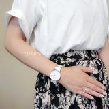 花柄リンクコーデと夏っぽい時計の画像(3枚目)