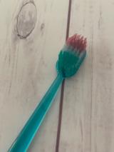 機能性歯ブラシ カクモウ 使ってみた!の画像(3枚目)