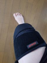エイダーAIDER膝サポータータイプ3 | わたしもあるけば棒にあたる …。 - 楽天ブログの画像(2枚目)