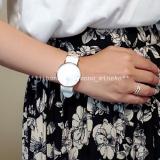 花柄リンクコーデと夏っぽい時計の画像(4枚目)