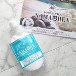 ...♡.ナマシア クレンジングクリーム120mL・2,480円(税込).乾燥肌にオススメ!4種のボタニカルバター配合のクレンジング料🌹.未精製生シアバター配合。セ…のInstagram画像