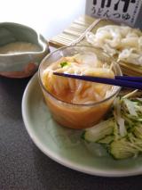 夏風邪中。ストレートタイプで簡単。正田醤油 冷汁うどんつゆの画像(5枚目)