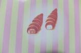 「★口と足で描く芸術家協会 口で描いた女子大好きスイーツの絵の付せんセット★」の画像(9枚目)