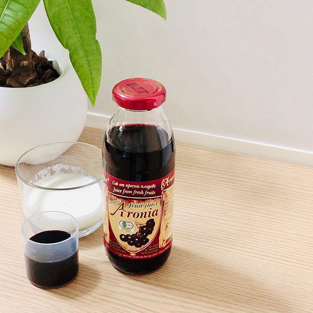 口コミ投稿:🍷有機アロニア100%果汁🍷《特徴》✅天然ポリフェノール(ブルーベリーの5倍以上)✅…