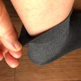 履くだけかかとケア♪足裏美人試してみましたの画像(6枚目)