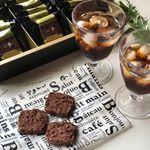 ‥190807‥さすがメリーチョコレート商品!しっかりチョコ味のサブレおいしー😍😍😍 #メリーチョコレート #サブレ #手土産 #monipla #mary_fanのInstagram画像