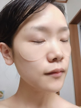 口コミ記事「気になる目元に贅沢美容液たっぷりの~ハイドロゲルプレミアムアイパッチ~その3」の画像