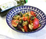 *【レシピ】なすとトマトのくるみサラダ*の画像(4枚目)