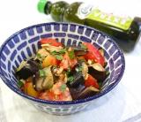 *【レシピ】なすとトマトのくるみサラダ*の画像(5枚目)