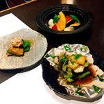 バランスの良い食事🍽.📍接方来.京都2日目の夕飯は、京やさい料理が楽しめる「接方来」という居酒屋へ🏮.以前も行ったことがありリピートしました✌️.京都駅ビルの中にあるの…のInstagram画像