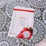 ❤️❤️❤️❤️❤️❤️❤️江崎グリコ様から発売されているgg SABINA(ジージーサビナ)✨✨【食のチカラを美しさに変える】をコンセプトとされたサプリメントです…のInstagram画像