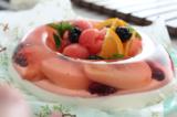 「桃にブルーベリー、西瓜、暑いしね。」の画像(4枚目)