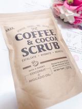 「SASS.コーヒー&ココア スクラブを試してみた!」の画像(1枚目)
