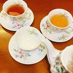 美爽煌茶フレージュ.便秘を解消してくれるアップルティー味のお茶☕️..高校生の時からずっと便秘がひどく、何をしても解消せず悩んでいました😭😭..こちらは1回1パックを、…のInstagram画像