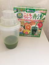 野菜と乳酸菌のチカラ♡こどもフルーツ青汁の画像(9枚目)