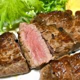 シンプルにして最高のごちそう!神戸元町辰屋さんの神戸牛ステーキ!の画像(7枚目)