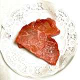 シンプルにして最高のごちそう!神戸元町辰屋さんの神戸牛ステーキ!の画像(3枚目)