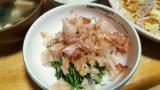 【マルトモ】風味の高い花かつお!おかひじきと和えてモグモグ。風味が重なっていつもの料理が何倍も美味しくなる!の画像(3枚目)