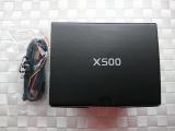§ ドライブレコーダー FineVu X500 32GB 前後2カメラ フルHD §の画像(1枚目)