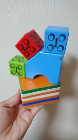 保育士ママが選ぶ1歳児にオススメの知育ブロックランキング7選の画像(9枚目)