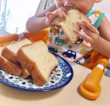 とろける食パンで幸せな朝食の画像(5枚目)