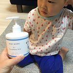 大好きな東原亜希さんと高橋ミカさんの共同開発の【BABYBORN フェイス&ボディミルク】使ってみました‼️とってもなめらかで柔らかなテクスチャーです。香りもほんのりとしているし、ベタベタ感が…のInstagram画像
