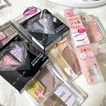 .❤#コスメ購入品.アイシャドウはピンクとかパープルとか青み系は思わず買っちゃう😳💕..#アイシャドウ #アイメイク #トリートメント効果 #クール #透明感 #発色が良い…のInstagram画像
