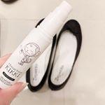 とーっても可愛いスッキリ無臭&除菌天然成分100%消臭スプレー シュシュキッキ リフレッシャー シュシュキッキネーミングも可愛い💕..今日履いた靴と使ったかばんにシュッ💓👠…のInstagram画像
