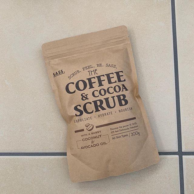 口コミ投稿:愛犬にもスクラブ体験❕日本製オリジナルブランド SASS.コーヒー&ココアスクラブで…