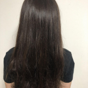 「before」【PRモデル募集】劇的before-after企画開催!あなたの髪も美髪に変身?約16,000円の高級ヘアケアグッズをプレゼント♪の投稿画像